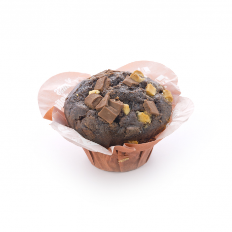 Chocolat & fondant muffin