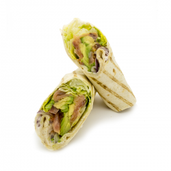 Salmon, avocado & Cream cheese