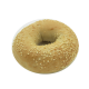Sesame seeds bagel