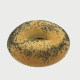 Poppy seeds Bagel