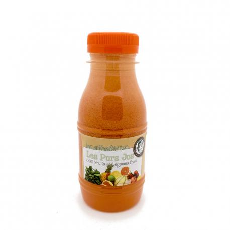 Jus Orange et Pamplemousse Rose frais 25 cl
