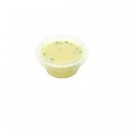 Salad dressing - vinaigrette with a touch of mustard