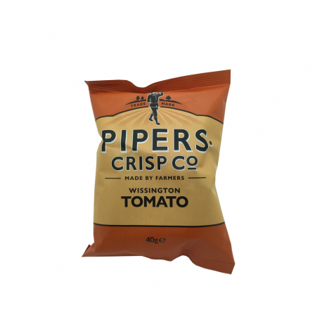 """Chips anglaise """"REAL"""" Wissington Tomato"""